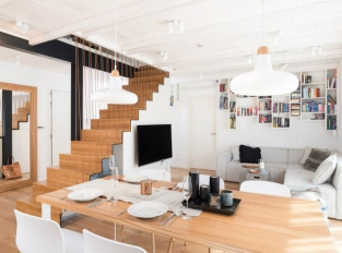 Malvazinky / obývací pokoj