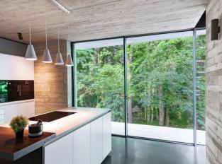 Kuchyně ve Villa NEO House
