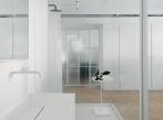 Bauhaus v Tel Avivu - koupelna
