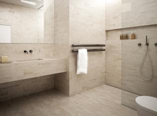 Duplex Bubeneč - koupelna