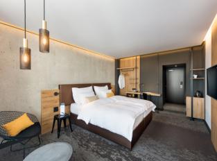 HOTEL VORONĚŽ - ložnice