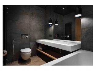 Ráj pro milovníky umění - koupelny