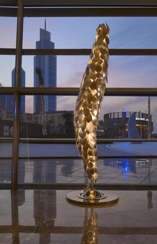 Preciosa pro operu v Dubaji.