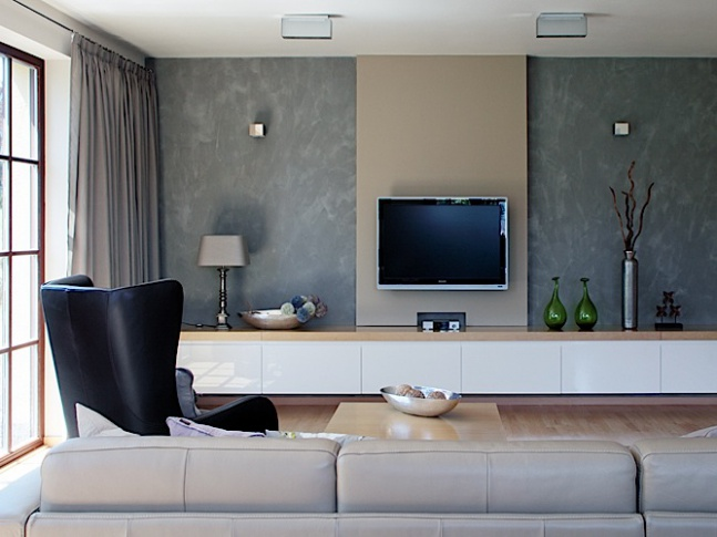 Lipence - obývací pokoj Lipence -  obývací pokoj