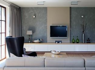 Lipence - obývací pokoj