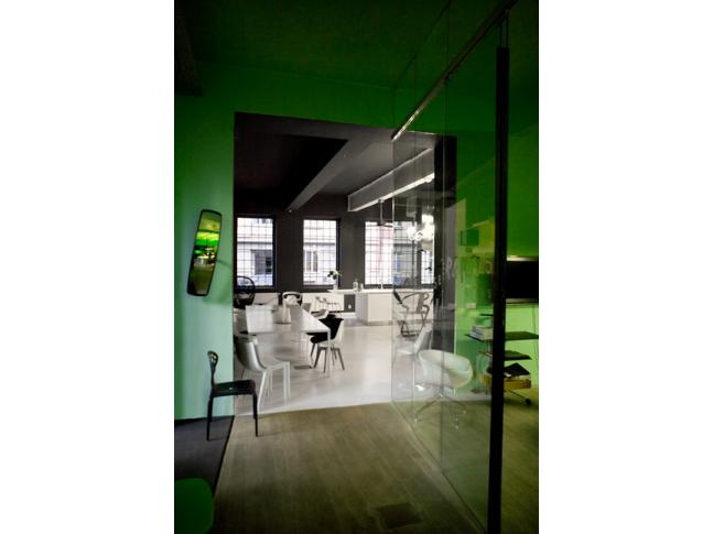 Kanceláře a recepce pro Konsepti