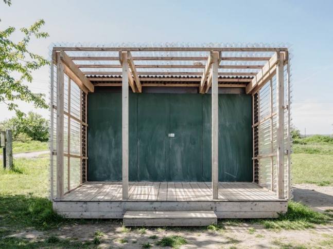 Lesní školka Dubínek - kurník
