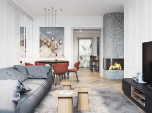 Rodinný apartmán v srdci Bratislavy