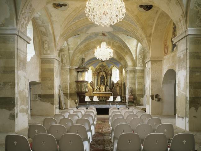 Church re-design