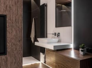 Byt pro pána nebo dva - koupelna