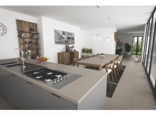 Technistone® Gobi Urban Matt v kuchyni