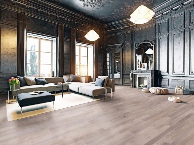 Zámecký obývací pokoj