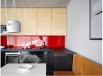 Prázdninový byt - kuchyň