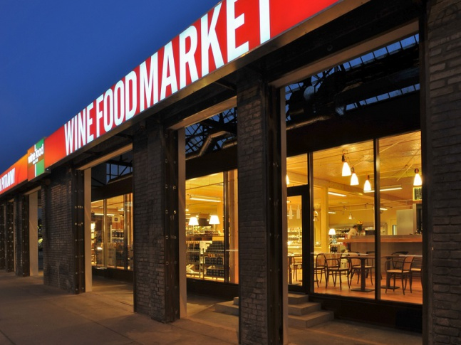 Prodejna Wine & Food Prodejna Wine & Food