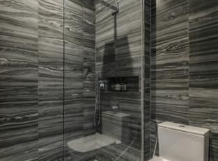 FHM Bachelor Apartment - koupelna