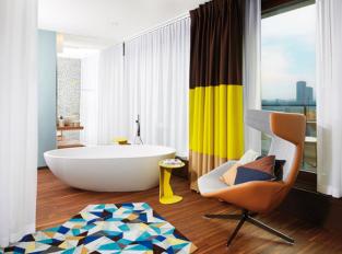 Koupelna 25 h hotel od Agape, Zürich