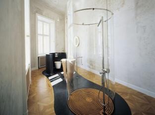 Koupelna Hrad