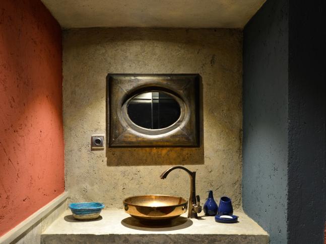 Ravanpak Villa - koupelna