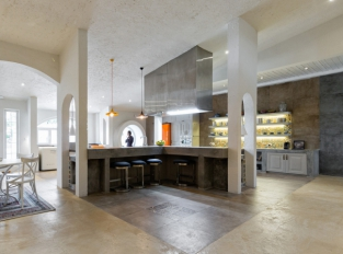 Ravanpak Villa - kuchyň