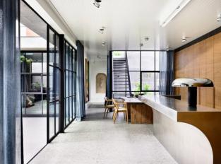 Dům v Melbourne - kuchyň