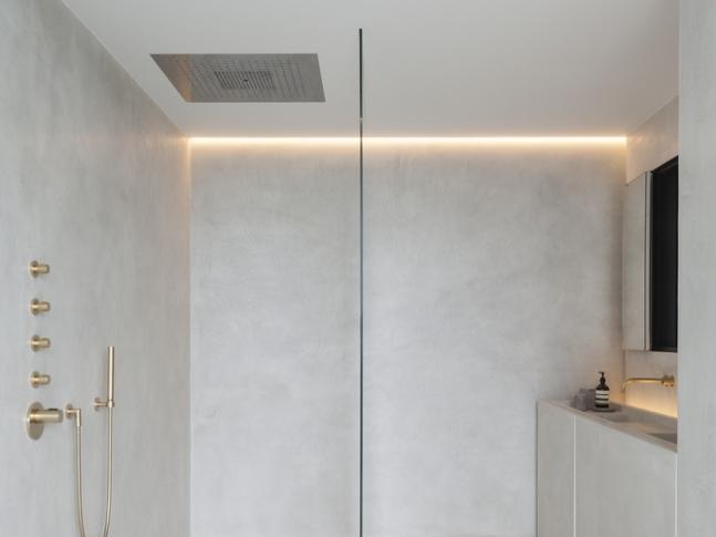 Rezidence VDB - koupelna