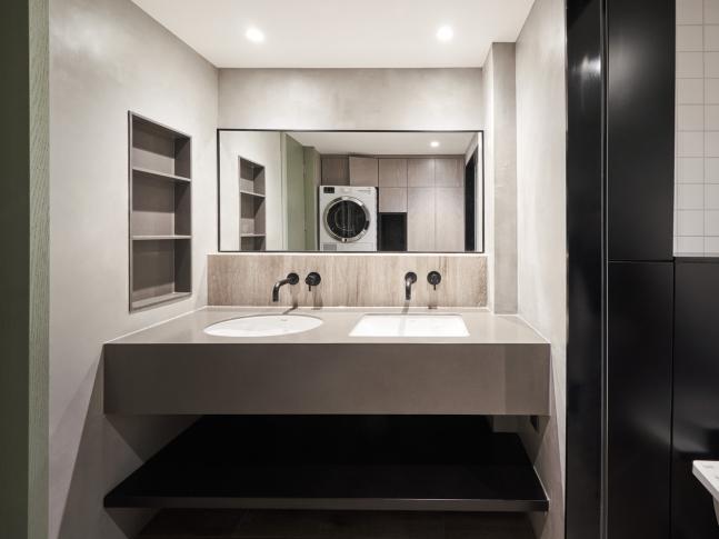 Starburst House - koupelna
