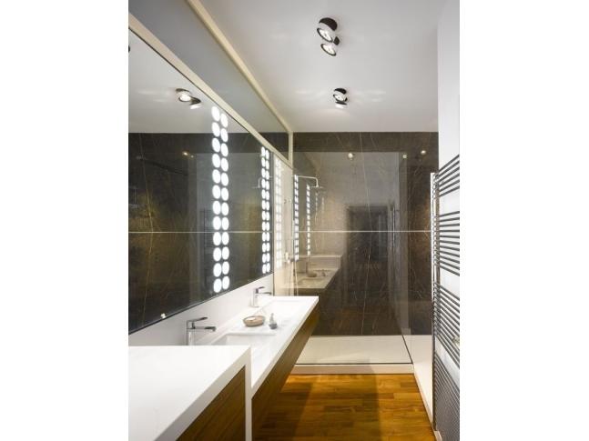 Rekonstrukce funkcionalistického bytu Koupelna