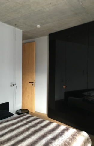 Prázdninový byt - ložnice