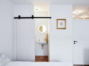 Byt 05 - ložnice s koupelnou