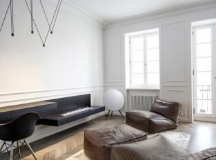 Interior AM - obývací pokoj