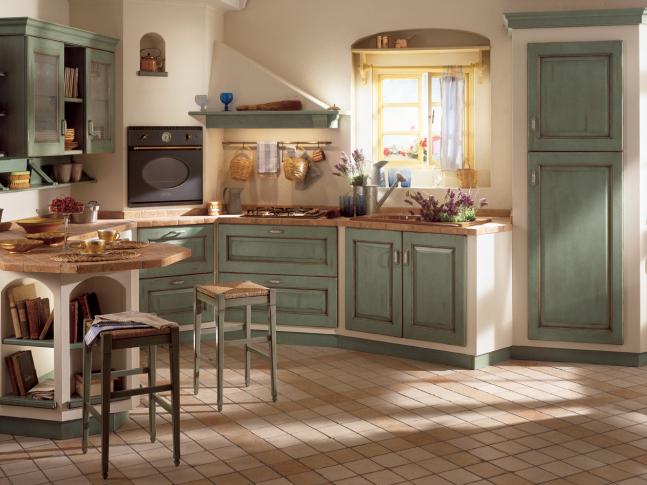 Kuchyň Belvedere