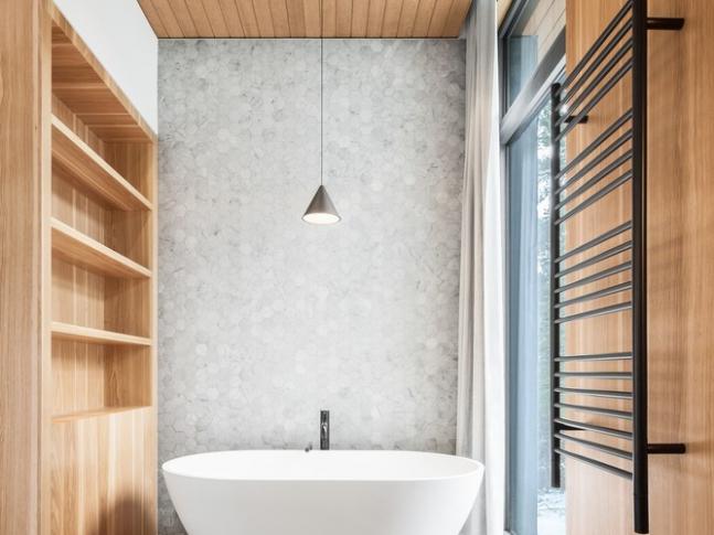 Long Horizontals - koupelna