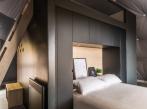 Dômes Charlevoix - ložnice