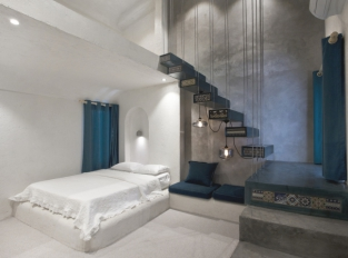 Ravanpak Villa - ložnice