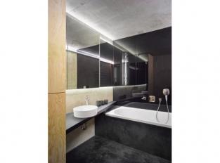 Prázdninový byt - koupelna
