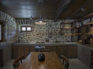 Rezidence v Parnassu - kuchyň
