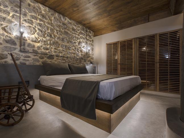 Rezidence v Parnassu - ložnice