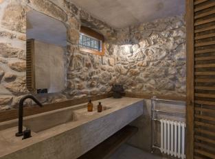 Rezidence v Parnassu - koupelna
