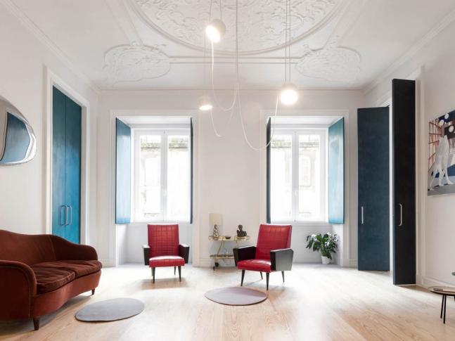 Chiado Apartment - obývací pokoj