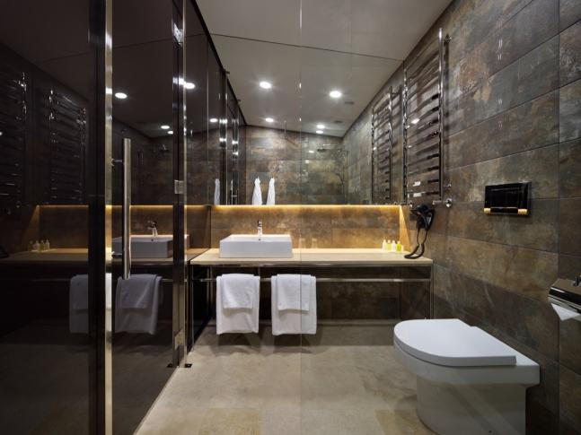 Chalet 4.0 - koupelna