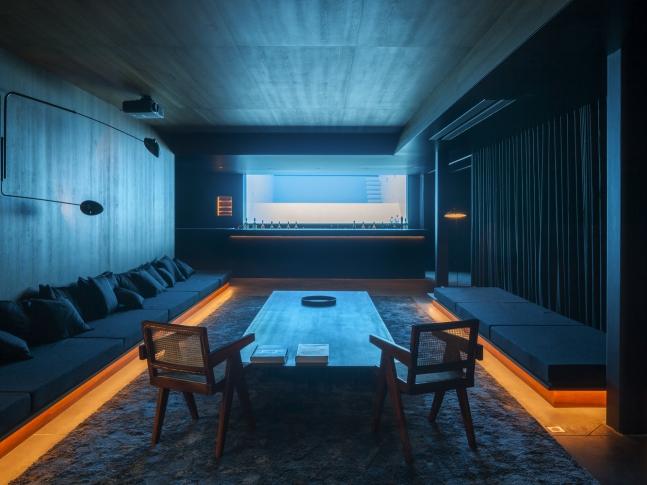 Rezidence VDB - společenská místnost