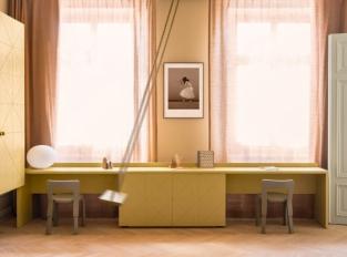 Pastelové barvy - dětský pokoj