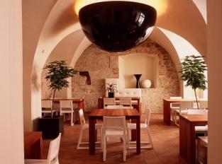 Kavárna a galerie