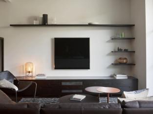 Albert Park House - obývací pokoj