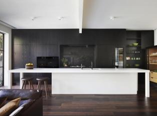 albert Park House - kuchyň