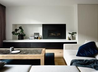 Elwood Townhouse - obývací pokoj