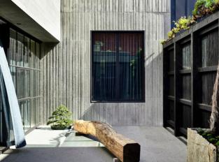 Dům v Melbourne - terasa