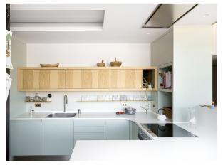 Kuchyň bytu architektů A1