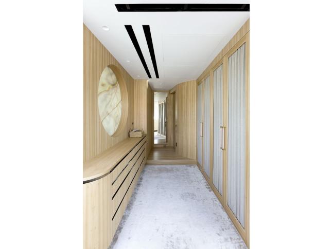 Chodba bytu architektů A1