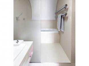 Koupelna bytu architektů A1